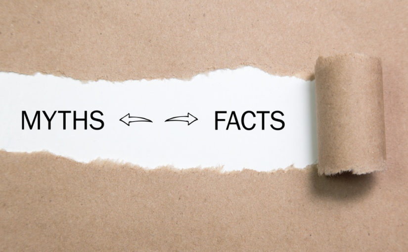 Top 4 Myths Of Physiotherapy